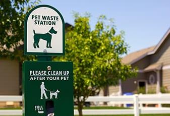pet_waste_station
